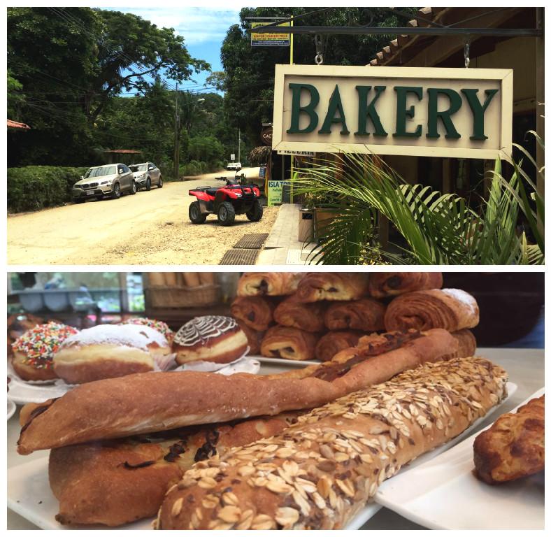 The Bakery, Santa Teresa, Costa Rica