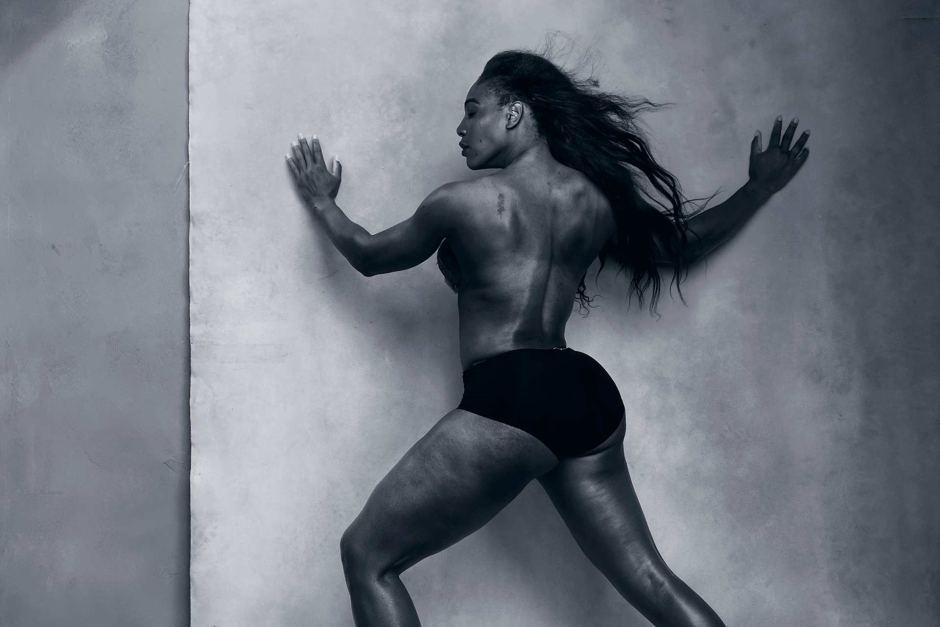 Serena Williams for Pirelli Calendar, Source: ABC