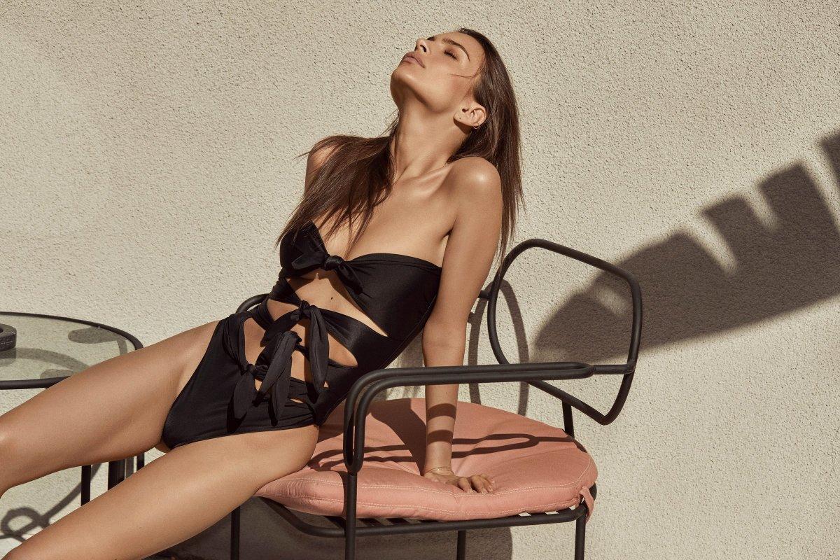 Emily Ratajkowski 'Inamorata' Swimwear