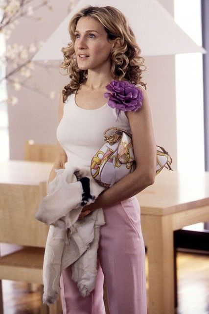 Carrie Bradshaw Dior Saddle Bag.jpg