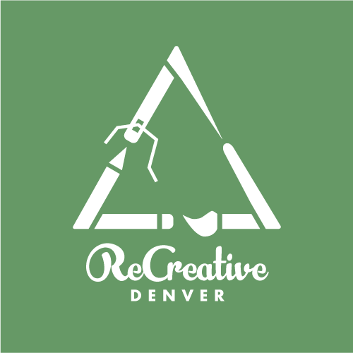 ReCREATIVE DENVER - A creative re-use non profit store and community art center. Also, the gracious host of each and every Head Room Session. Check out the site to see the space and check out the classes they offer!www.ReCreativeDenver.org