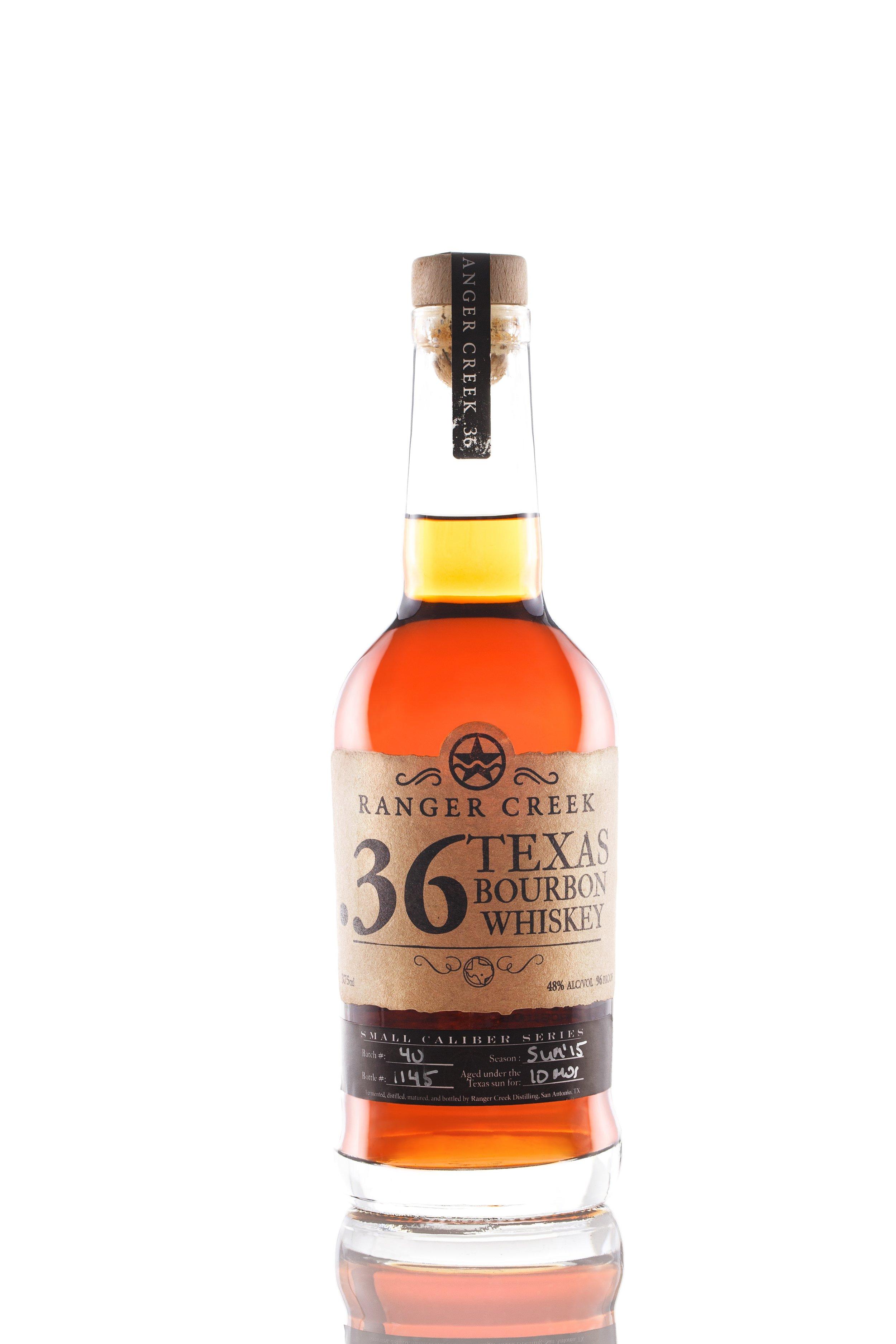 .36 Bourbon - Small Caliber Series