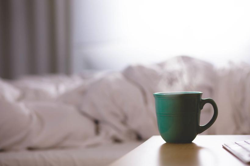 HUFFINGTON POST - De-Stress at Home During Stress Awareness Month