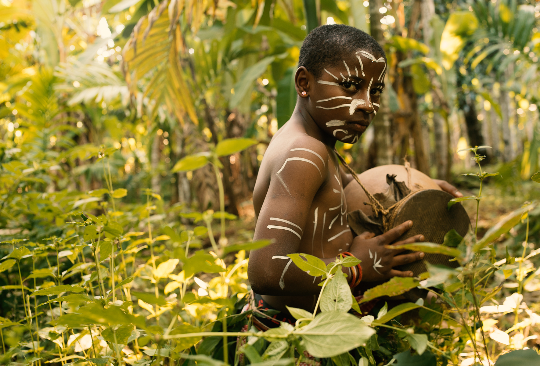 Explorer Spotlight: Asha Stuart Documenting the Lost Tribes of Africa -