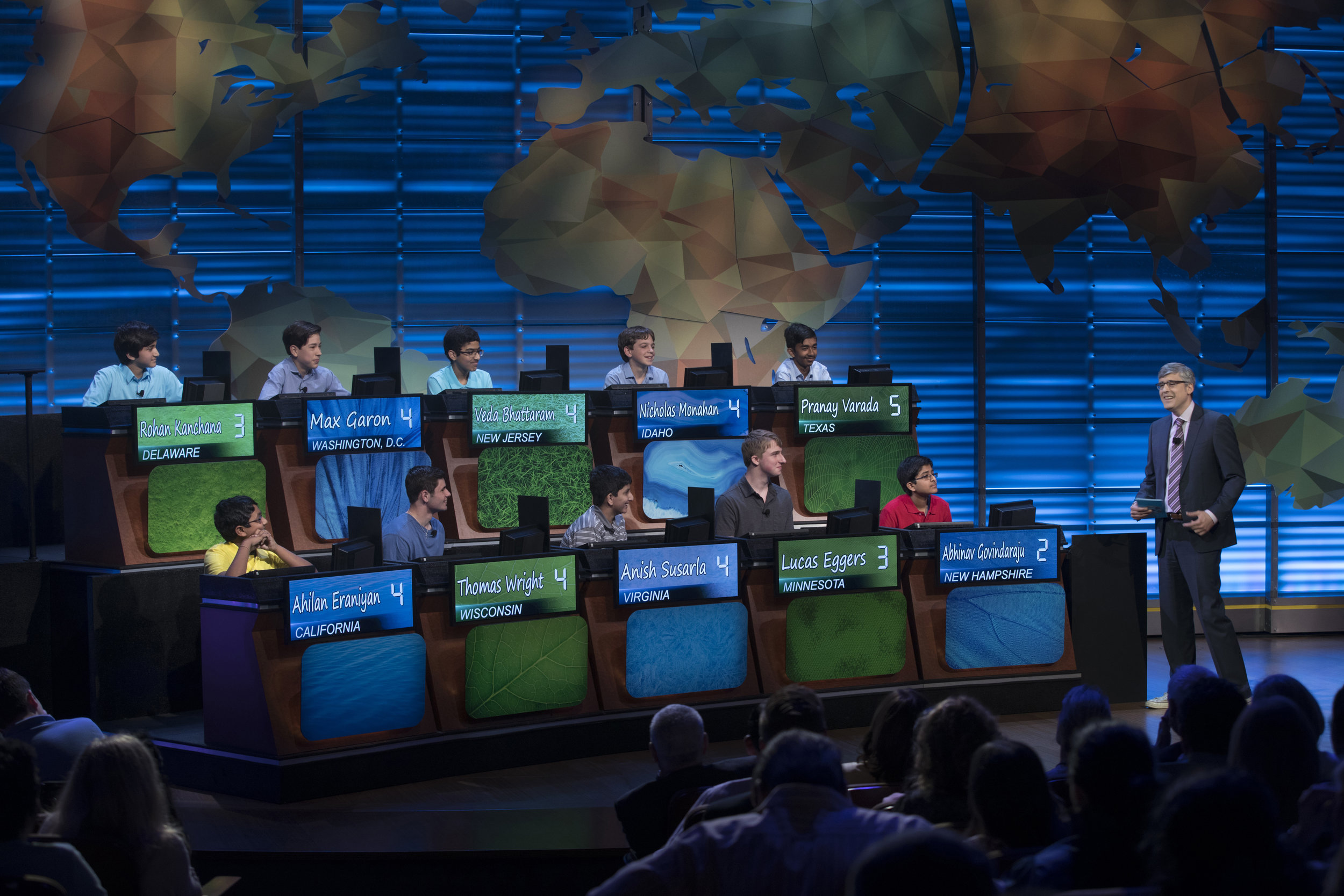 It's the National Geographic Bee's 30th Anniversary! Here Are Some Past Highlights -