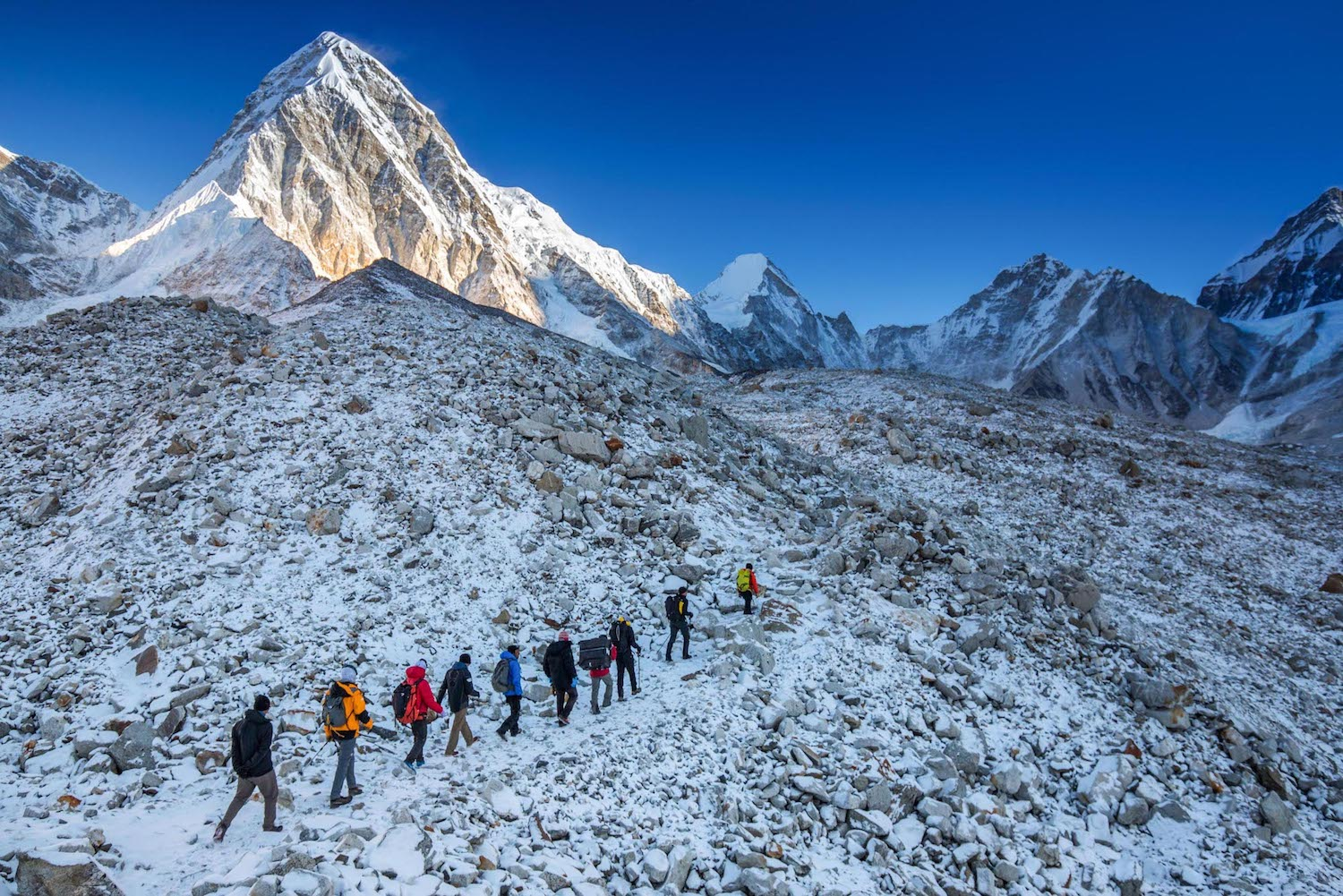 Perpetual Planet Extreme Expedition: Everest 2019 -