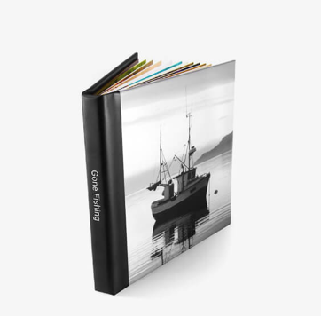 Photo Book - Lay-flat hard back book with hard pages24 pages6 x 6 inch $808 x 8 inch $100