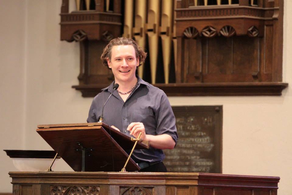Worship With Matt - Matt is a modern circuit-rider, bringing a model of embodied and heartfelt worship to congregations across the country. Matt's services inspire congregants to a new relationship with each other and with our shared purpose of love and justice.