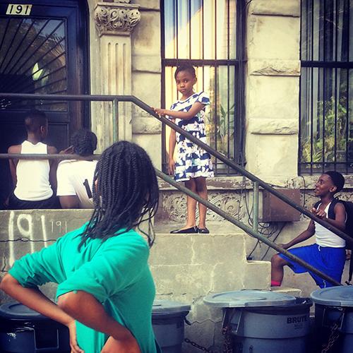 Jefferson Ave, Bed-Stuy, Brooklyn, 2015