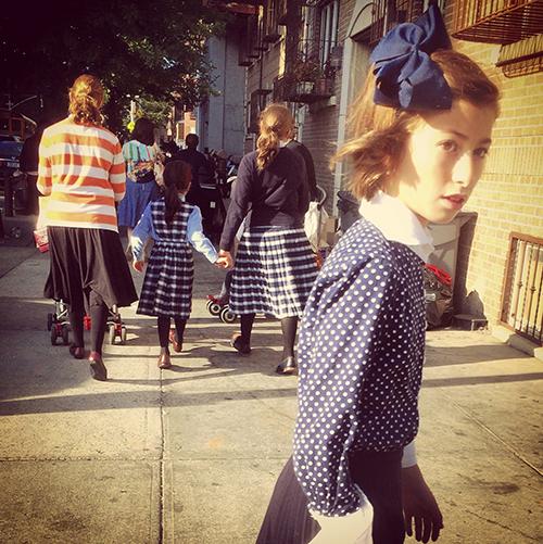 Bedford Avenue, Williamsburg, Brooklyn, 2015