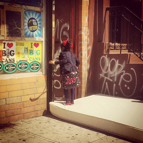 Nostrand Ave, Bed-Stuy, Brooklyn, 2015