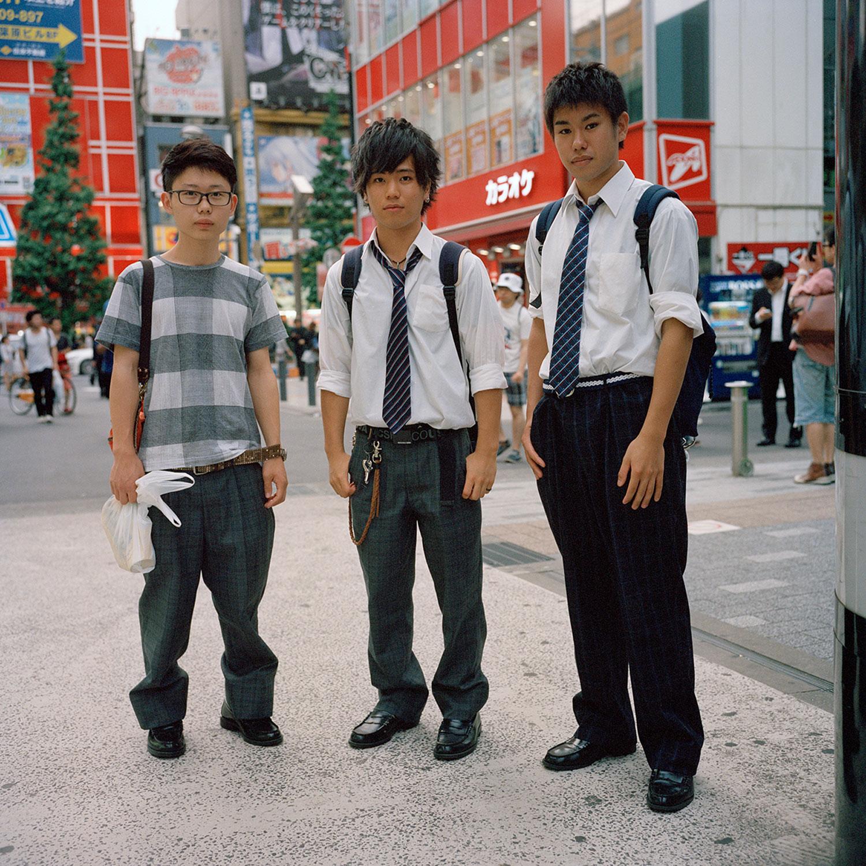 Tokyo Young, No. 3