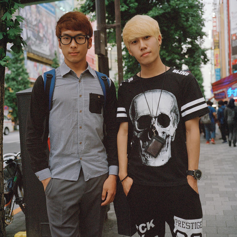 Tokyo Young, No. 8