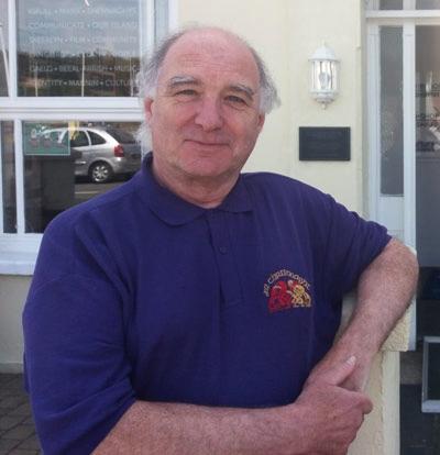Bob Carswell (Manx Gaelic)