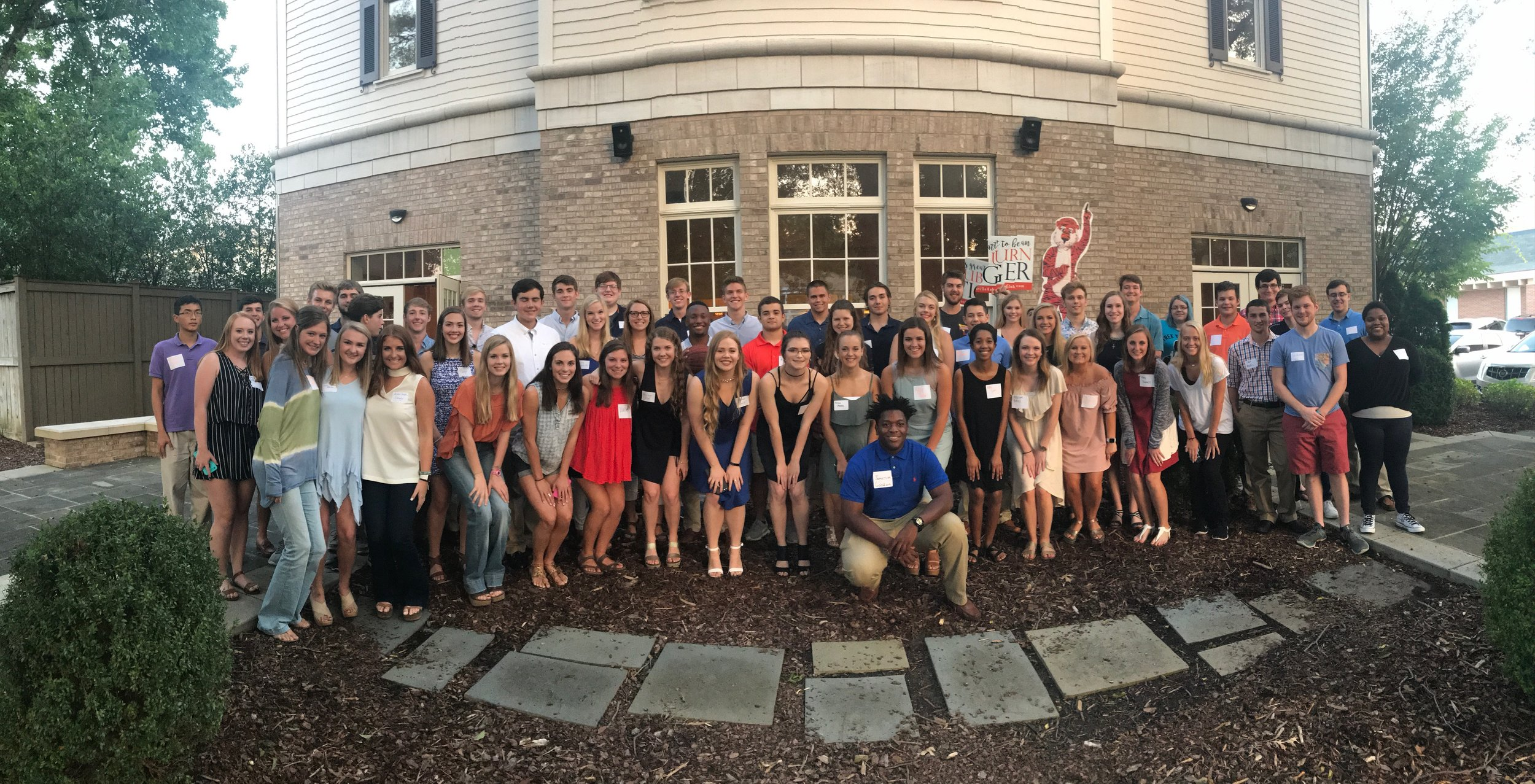 Freshman Send-Off 2017