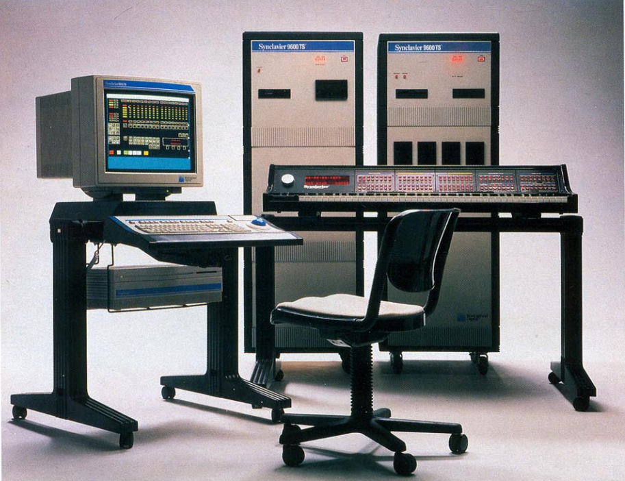 Synclavier 9600