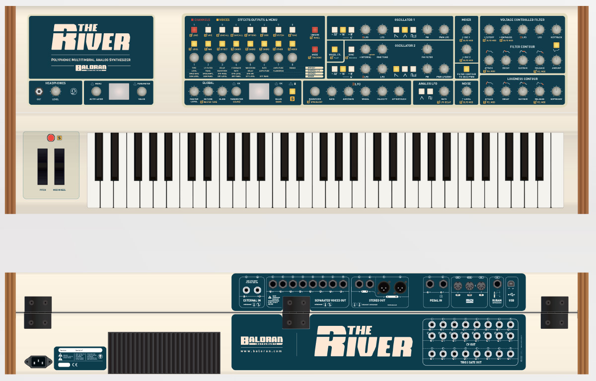 Baloran - THE River - WOW !!!!!