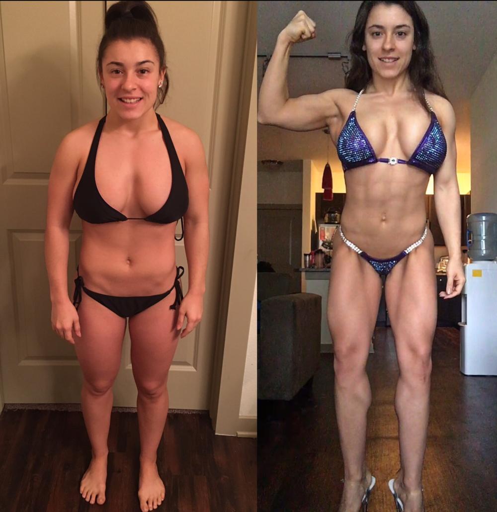 @FitandFunsized 12 week transformation