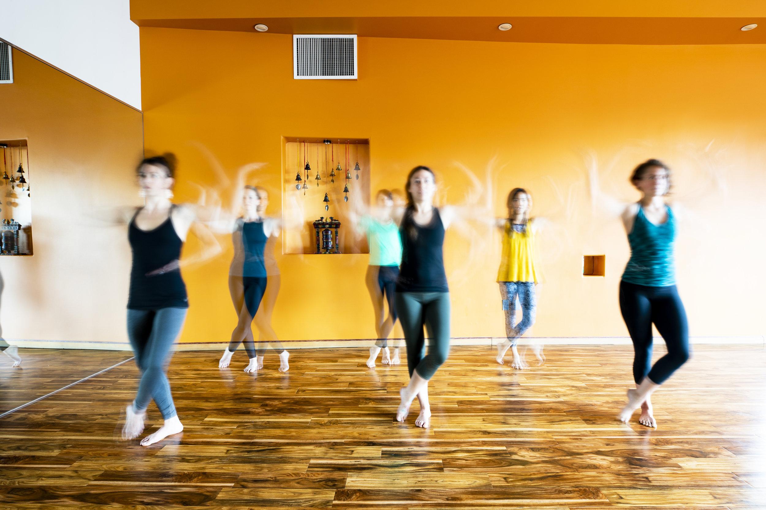 Yoga for Life Shiva Nata