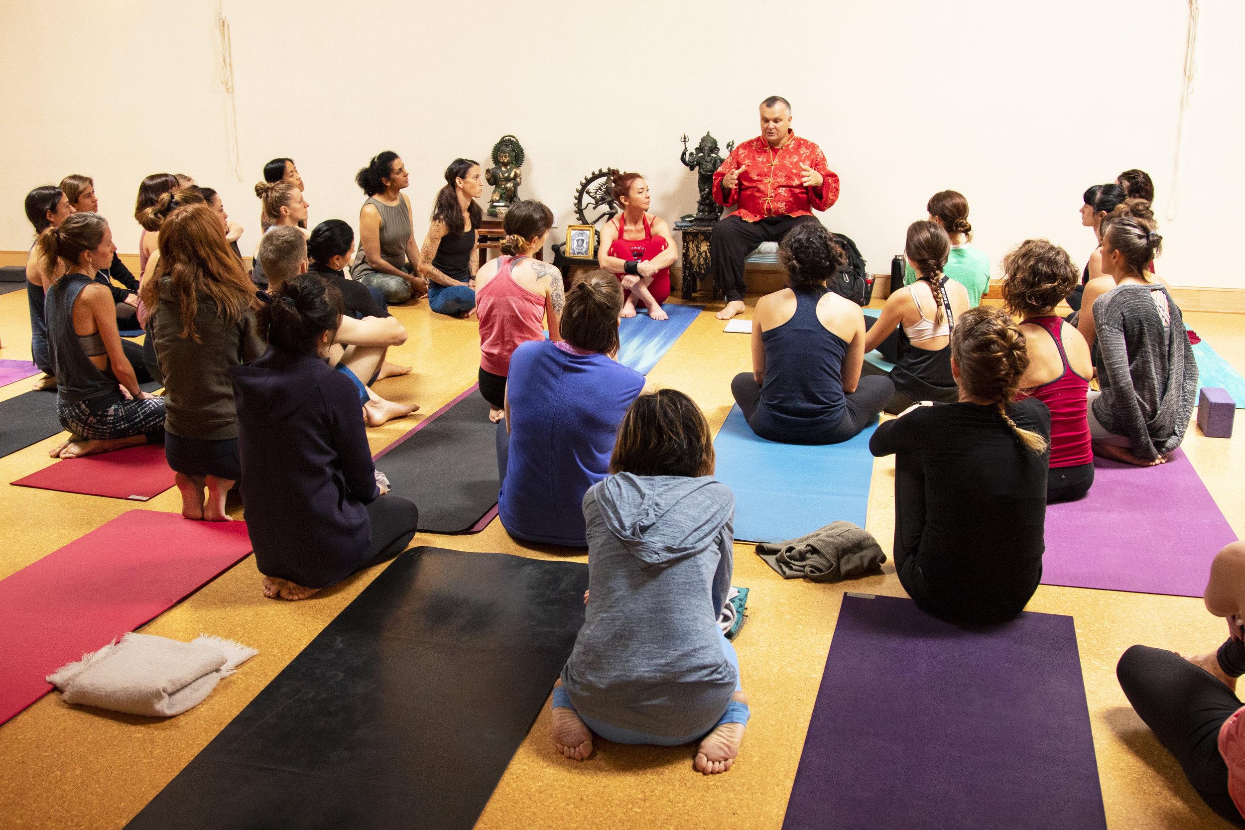 Level 1 Universal Yoga Portland