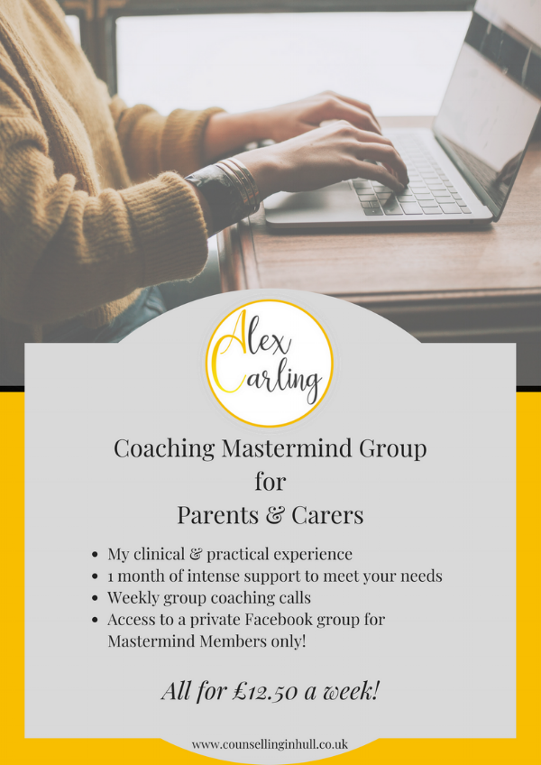 Coaching Mastermind Group for Parents & Carers