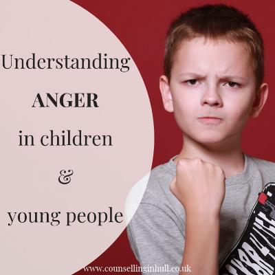 Understanding ANGER in children & young people