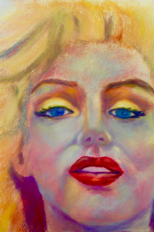 Shades of Marilyn 1 _ Sun Dappled Potential _ Barbara Madden.jpg