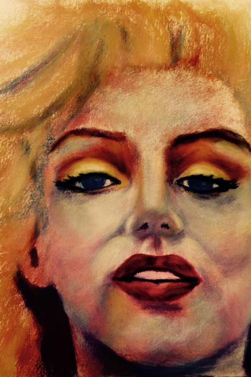 Shades of Marilyn 4 _ Early Twilight _ Barbara Madden.jpg