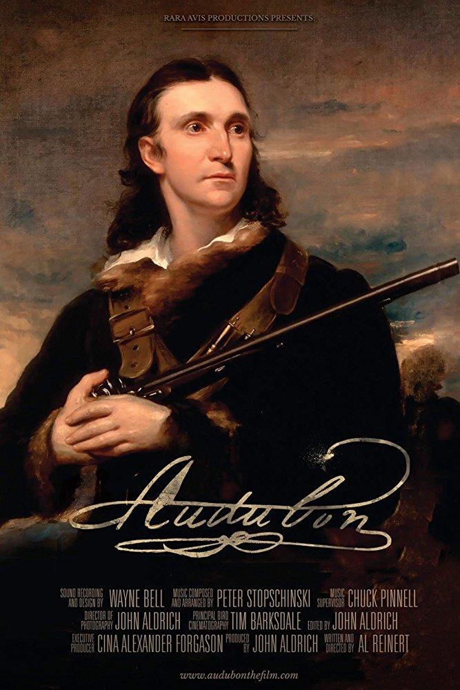 Rara Avis: John James Audubon and the Birds of America  Dir. Al Reinert (documentary feature)  Design, edit, re-recording.