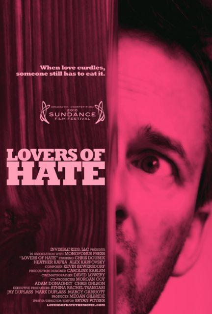 Lovers of Hate  Invisible Kids  (narrative feature)  Re-recording.