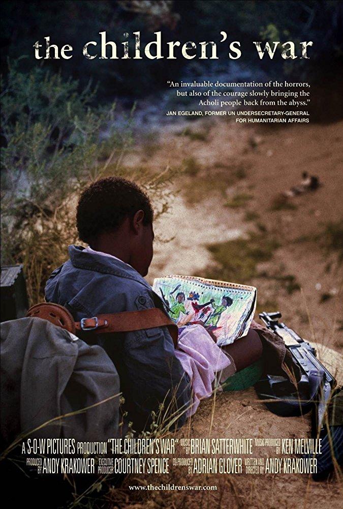The Children's War  Dir. Andrew Krakower (documentary feature)  Re-recording.