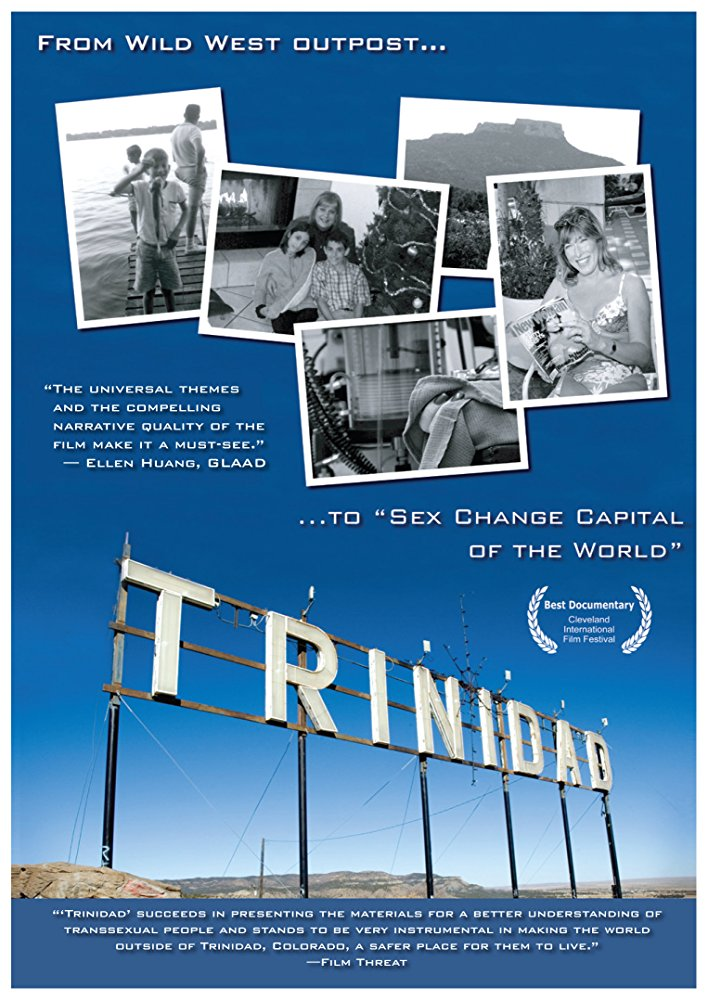 Trinidad    Surly Puppy Pictures  (documentary feature)  Editing and re-recording.