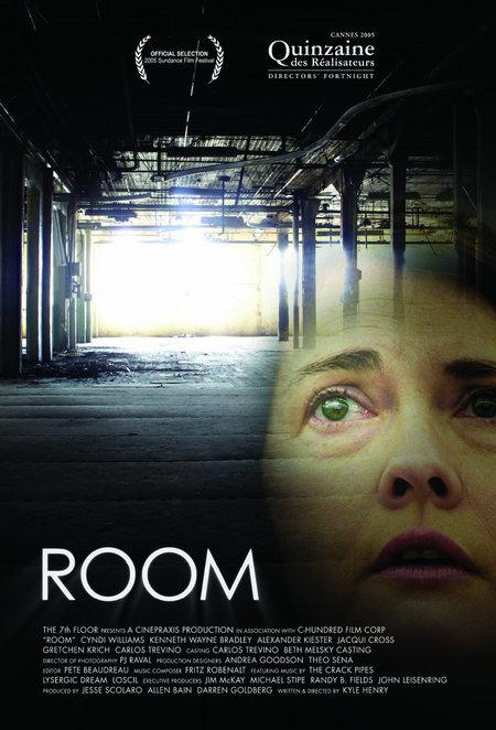 Room  Dir. Kyle Henry (narrative feature)  Editing, design, re-recording.