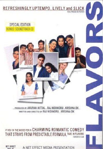 Flavors  Dir. Krishna D.K. and Raj Nidimoru (narrative feature)  Re-recording.