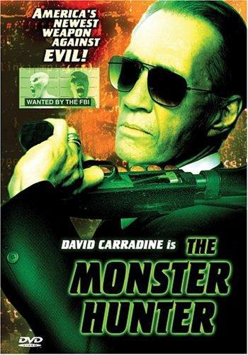 The Monster Hunter (a.k.a. Natural Selection)  Dir. Mark Lambert Bristol (narrative feature)  Editing, design, re-recording.