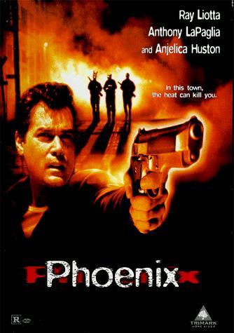 Phoenix  Dir. Danny Cannon (narrative feature)  Foley editing.