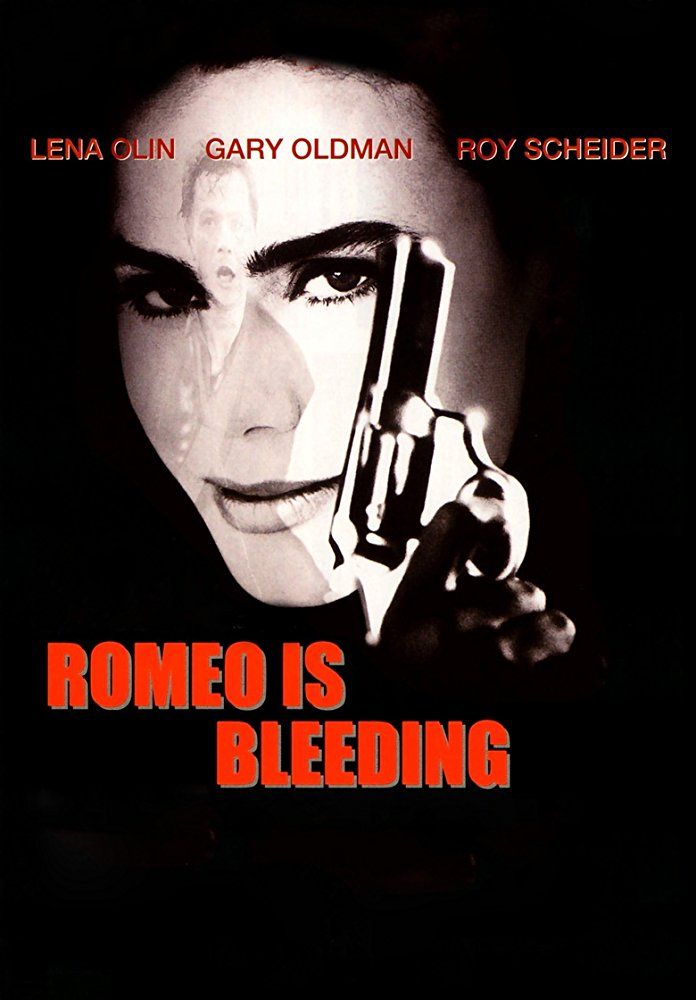 Romeo is Bleeding  Dir. Peter Medak (narrative feature)  Foley editing.