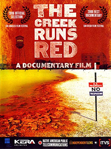 The Creek Runs Red  Independent (narrative feature)  Re-recording.
