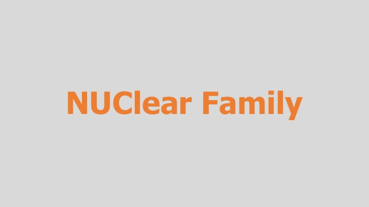 NUClear Family  PBS (documentary feature)  Editing and re-recording.