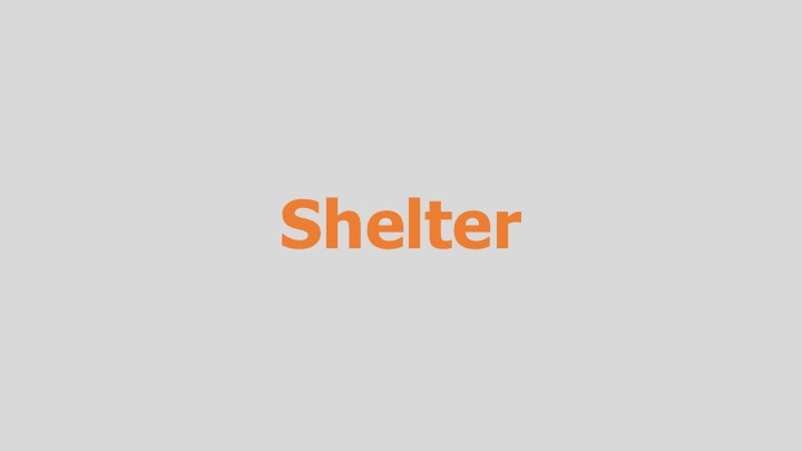 Shelter  PBS (documentary feature)  Re-recording.