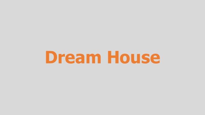 Dream House  HGTV (documentary series)  Re-recording.