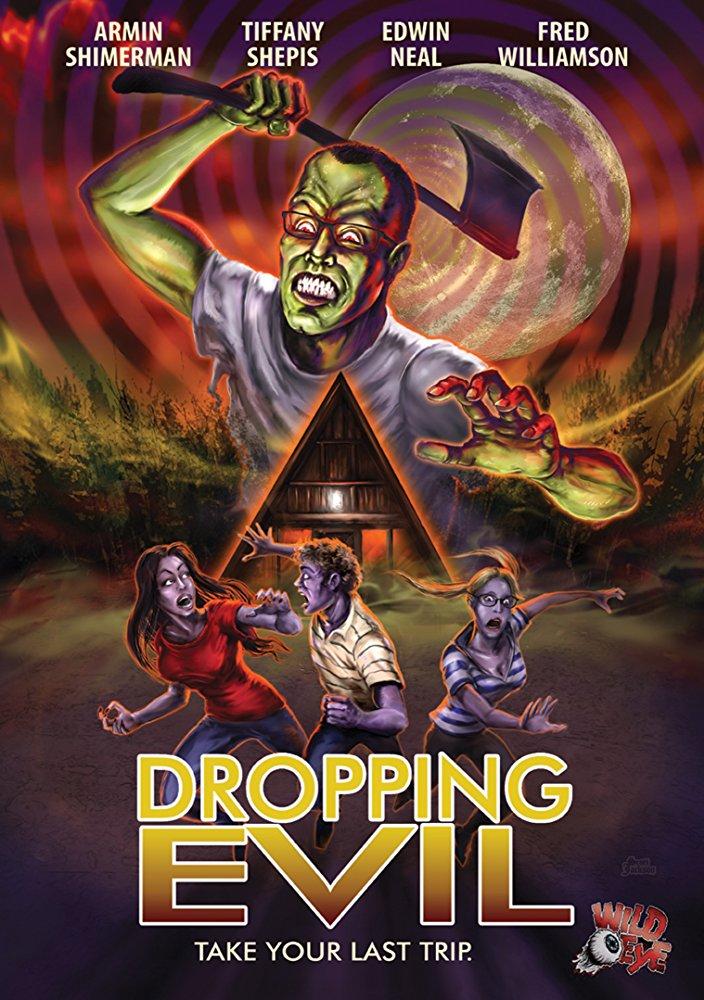 Dropping Evil  Roklaf Studios (narrative feature)  Re-recording.