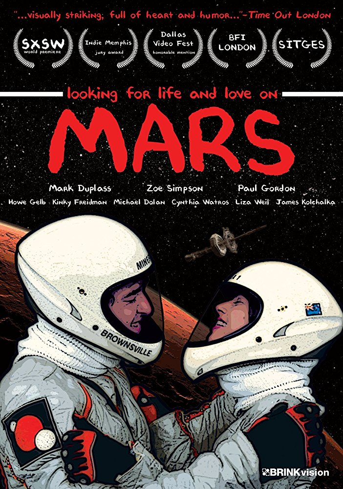 Mars  Independent (narrative feature)  Foley recording.