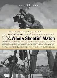 The Whole Shootin' Match    Independent  (narrative feature)  Re-recording facility.