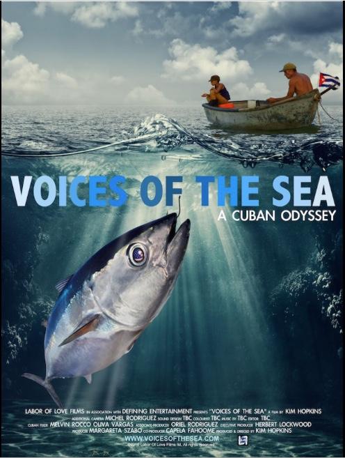 Voices of the Sea  Dir. Kim Hopkins (documentary feature)  Design, edit, re-recording.