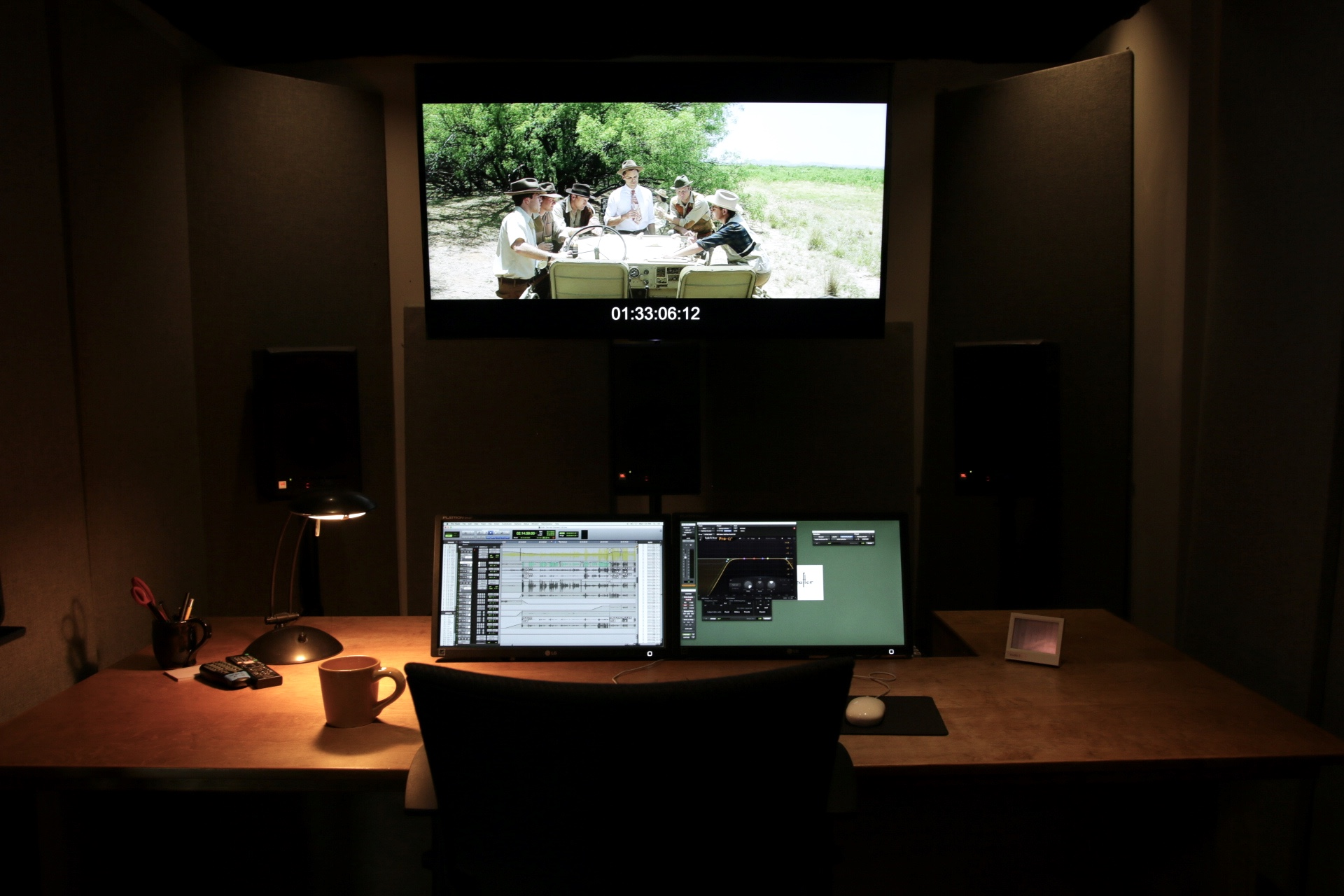 Soundcrafter Studio 6 Back