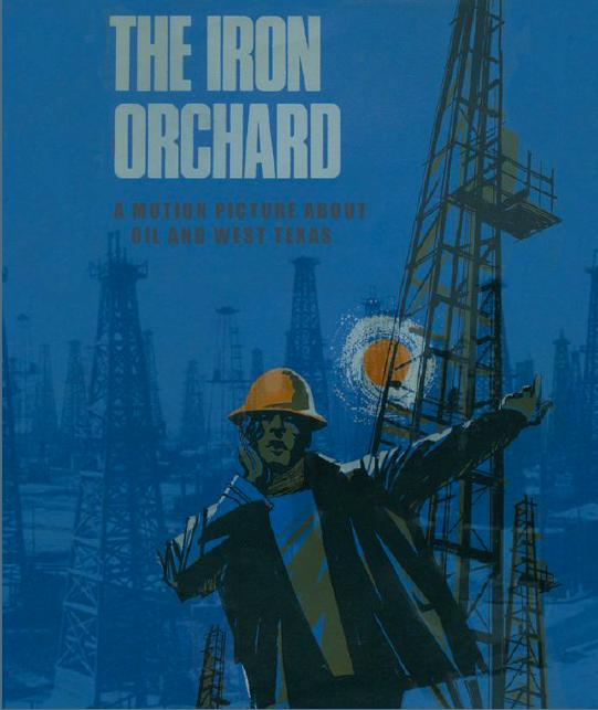 The Iron Orchard  Dir. Ty Roberts (narrative feature)  Design, edit, re-recording.