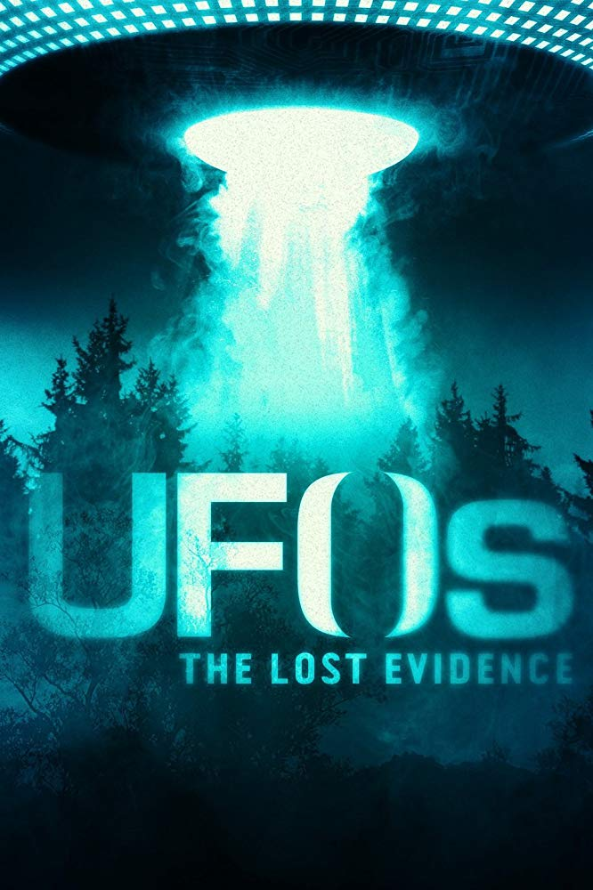 UFO's: The Lost Evidence  Megalomedia for TLC (10 episode reality TV series)  Edit and re-recording.