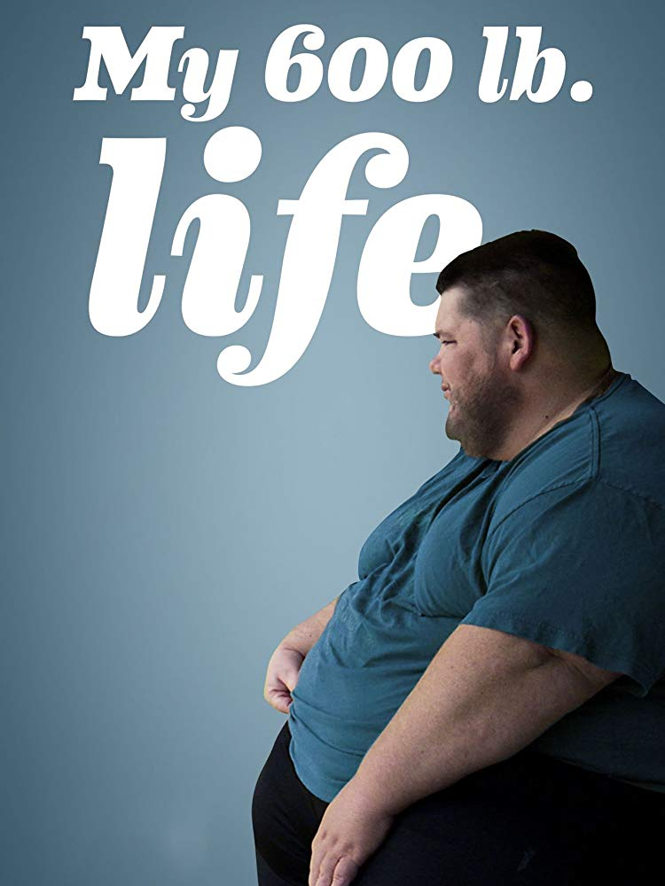 My 600 LB Life: Where Are They Now? (Season 1)  Megalomedia for TLC (12 episode reality TV series)  Edit and re-recording.