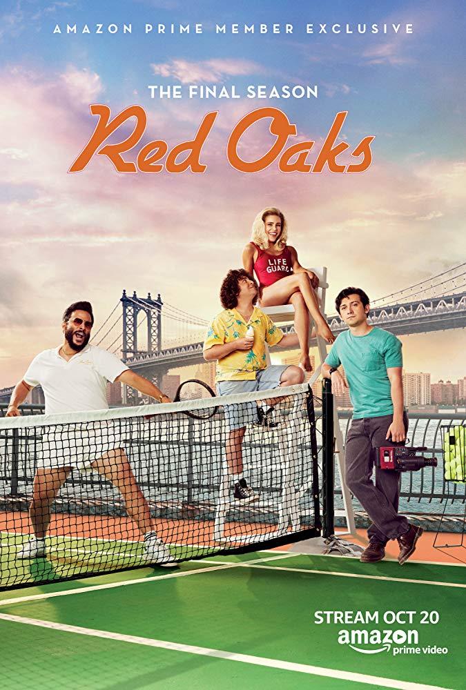 Red Oaks  Dir. David Gordon Green (TV pilot)  Design, edit, re-recording.